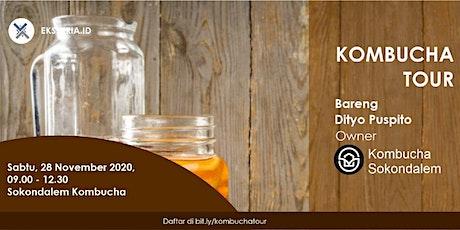 EKSPERIA.ID - Kombucha Tour tickets