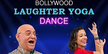 Sensational Sundays 7pm - Bollywood Laughter Yoga Dance -  Online Zoom tickets