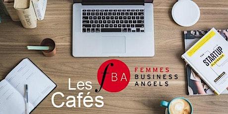 Café-Visio FBA Femmes Business Angels Normandie billets