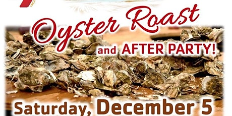 Oyster Roast By The Sea tickets