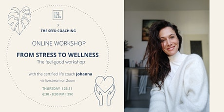 Online The Life Barn X The Seed Coaching tickets