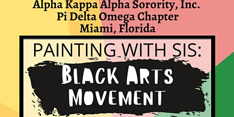 AKA Pi Delta Omega presents Painting with Sis tickets