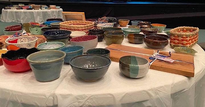 "Empty Bowls New Bern 2021  ""A Fresh New Look"" image"