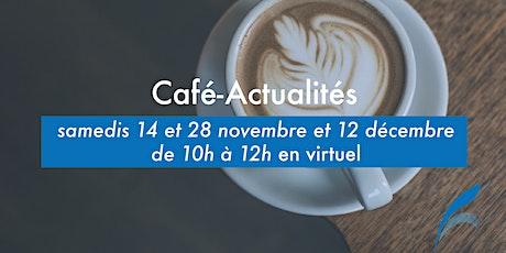 Café-Actualités tickets