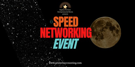 Global Online Speed Networking Event December 2020 tickets