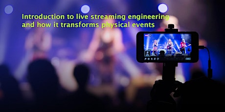 Introduction to live streaming engineering tickets