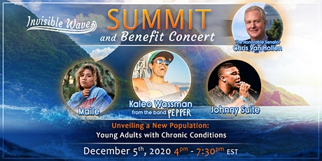 Invisible Wave Summit and Benefit Concert tickets