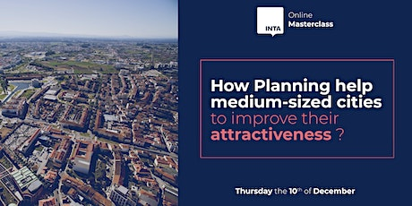 How planning help medium-sized cities to improve their attractiveness? tickets