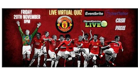 Manchester United - Live Virtual Quiz