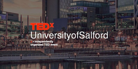 TEDxUniversityofSalford tickets