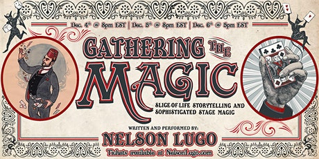 Gathering The Magic @home #2 tickets