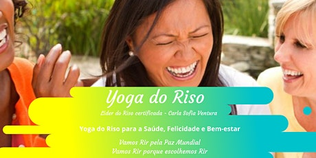 Workshop yoga do riso tickets