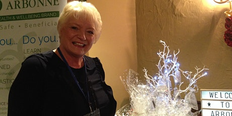 Bubbles in Bishop Christmas shopping and networking tickets
