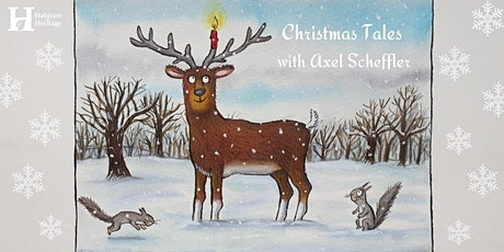 Christmas Tales with Axel Scheffler, illustrator of The Gruffalo tickets