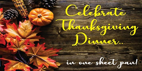 Thanksgiving Holiday Dinner at Home (Pickup) tickets