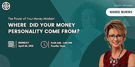 The Power of Your Money Mindset and Money Personality - NAWBO Oregon tickets