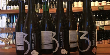 An evening  of Rare Drie Fonteinen tickets