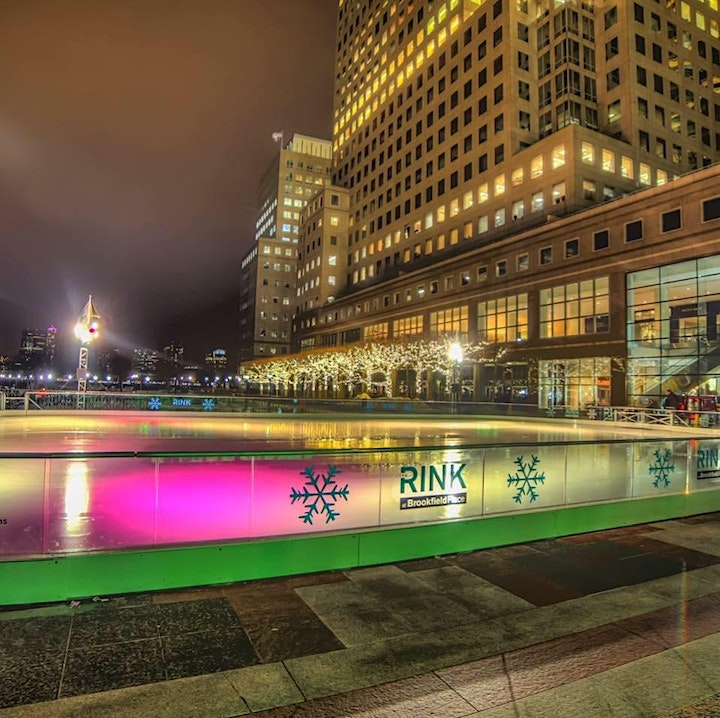 Rink at Brookfield Place  with Gregory and Petukhov - Weekends and Holidays image