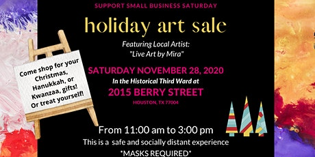 Holiday Art Sale tickets