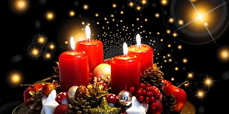 Writing for Wellbeing on the theme of Advent tickets