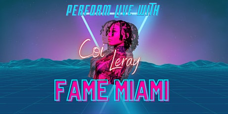 FAME MIAMI II SUBMISSIONS tickets