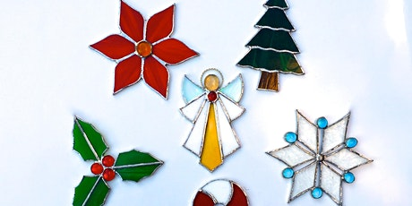 Holiday Stained Glass Ornaments (December 5th, 2020) tickets