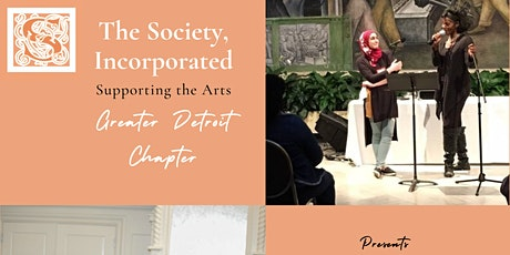 The Society, Incorporated, Presents Arts Showcase: Virtual Style tickets
