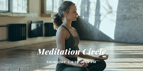 Meditation Circle West End,  Thursday 26th November tickets