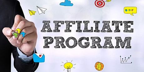 Grow your Business with Affiliate Marketing (Online Workshop) tickets