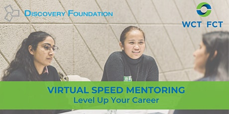 Virtual Speed Mentoring: Level Up Your Career tickets