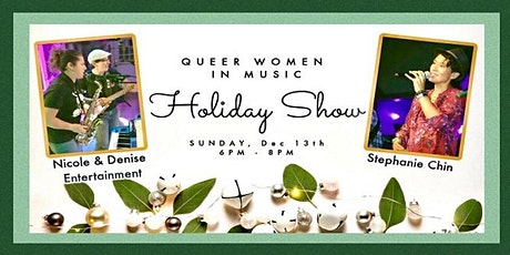 Live on QWiM: Holiday Edition tickets