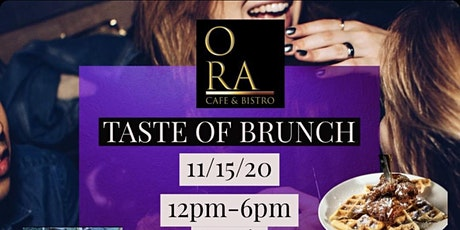 Taste of Brunch 11/15 tickets
