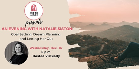 An Evening with Natalie Siston: Letting Her Out tickets