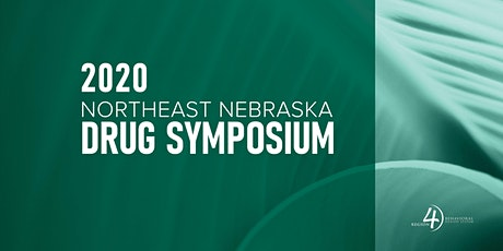 2020 Northeast Nebraska Drug Symposium tickets