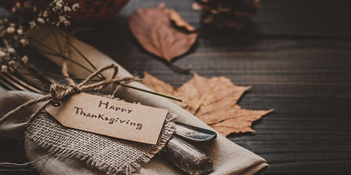 A Virtual Gathering for Those who are Alone on Thanksgiving