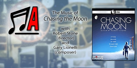 The Music of CHASING THE MOON with Robert Stone and Gary Lionelli tickets