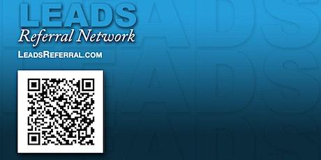 LEADS en Español, WA-Sesión de Velocidad Virtual para Redes de negocios /Iv tickets