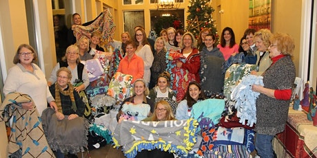 Annie's Kindness Blanket's blanket making event for Sleep in Heavenly Peace tickets