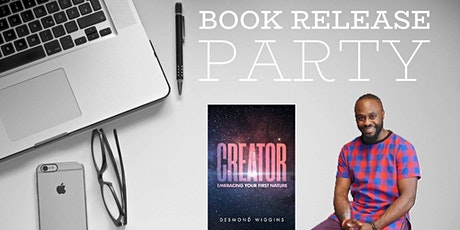 Creator - Book Release Party tickets