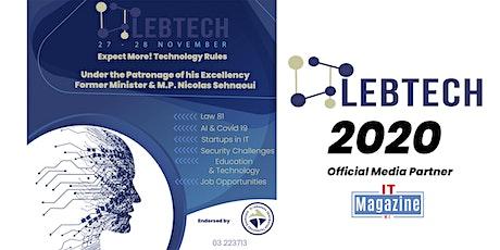 LEBTECH 2020 tickets