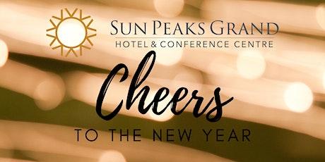 New Year's Eve Dinner - 7:30 Seating -  Sun Peaks Grand Ballroom  Salon CD tickets