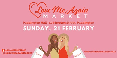 Love Me Again Pre-Loved Fashion Market - February tickets