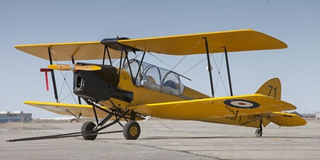 Tiger Moth Ground School tickets