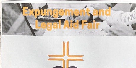 Expungement and Legal Aid Fair tickets