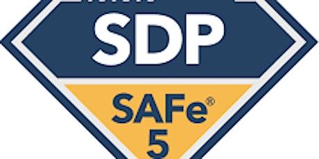 SAFe® 5 Certified DevOps Practitioner(SDP) - REMOTE/ONLINE - Bronze Partner tickets