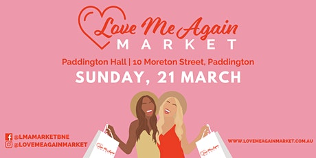 Love Me Again Pre-Loved Fashion Market - March tickets