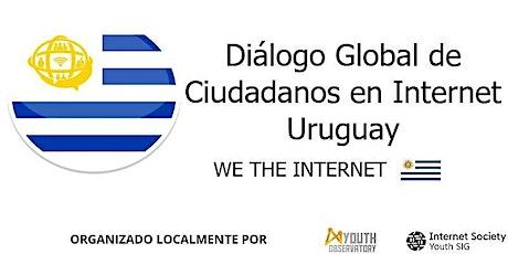 """3er Diálogo Global de Ciudadanos en Internet """"We the Internet"""" Uruguay tickets"""