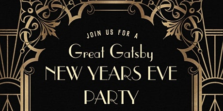 New Year's Eve Great Gatsby Theme Party 2020 tickets