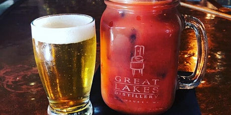 Yoga + Bloodies at Great Lakes Distillery tickets
