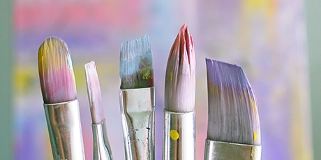 Drawing and Painting Objects for the over 55s tickets